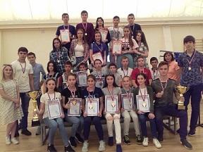Республиканского этапа всероссийских спортивных соревнований школьников «Президентские состязания и «Президентские игры»