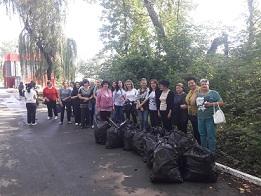 Всероссийская акция «Генеральная уборка страны»