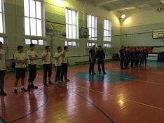 Прошли финальные игры городских соревнований по волейболу среди команд девушек и юношей 2003-2004 годов рождения.