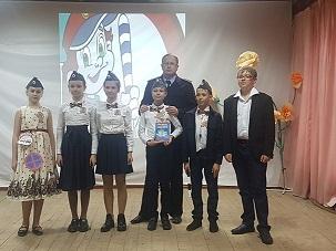 Конкурс агитбригад отрядов ЮИДД.