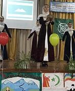 Конкурс чтецов художественных произведений на Карачаево-Балкарском языке.