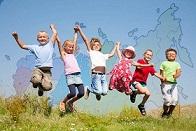 Регионы России-детям