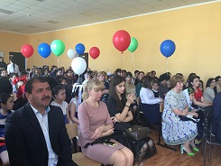 Конкурс чтецов посвященный Дню возрождения карачаевского народа.
